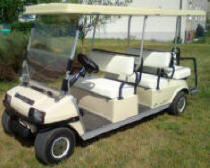 Club Car Golf Car Villager